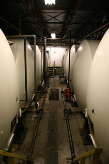 Chemical Storage Facilities